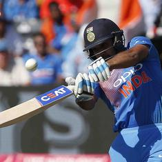England vs India, 3rd T20I as it happened: Rohit century powers visitors to series win