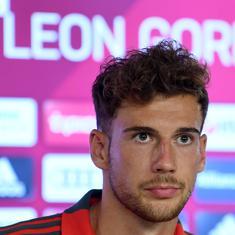 New signing Leon Goretzka eyes leadership role at Bayern Munich