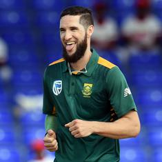 Wayne Parnell signs for Worcestershire in Kolpak deal, all but ends South Africa career