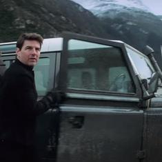 Tom Cruise-starrer 'Mission Impossible' 6 travels to Kashmir to save the world
