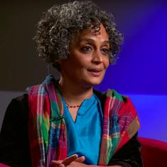 Full text: Arundhati Roy clarifies her NPR remarks even as she faces criminal complaint