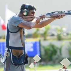 Ankur Mittal's gold in men's double trap earns India third place at ISSF Shotgun World Cup