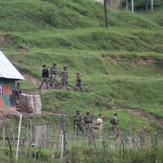 Jammu and Kashmir: Four suspected militants killed, a para commando injured in gunfight in Baramulla
