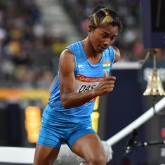 IAAF U20 World Championships: Hima Das, Jisna Matthew powers her way through to the 400m semis