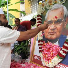 Aurangabad: Corporator arrested for 'promoting enmity' by opposing condolence motion for Vajpayee