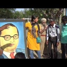Watch: Students of Hyderabad University haven't given up their demand for justice for Rohith Vemula