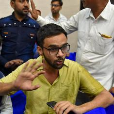 Delhi violence: Umar Khalid's custody extended 'illegally and mechanically', his counsel tells court