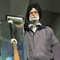 Hockey: Former India captain and coach Zafar Iqbal remembers the legendary Balbir Singh Sr