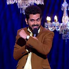 'Comicstaan' winner Nishant Suri: 'You work better when you are on stage as you are in real life'