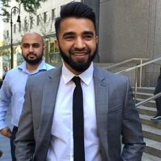 अमेरिका में न्यूयॉर्क पुलिस ने दाढ़ी रखने पर मुस्लिम अफ़सर को निलंबित किया