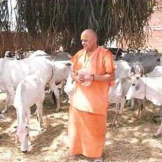 Madhya Pradesh religious leader given cabinet rank wants a ministry for cow welfare
