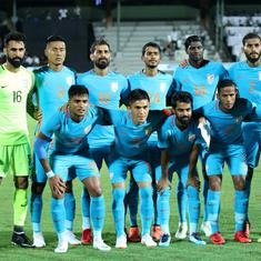 Indian football team's participation in Asian Games under doubt despite AIFF optimism