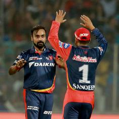DD vs MI as it happened: Mishra, Sandeep help Delhi stop Mumbai's playoff charge