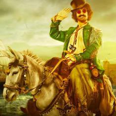 Meet Aamir Khan as 'Firangi' from 'Thugs of Hindostan'