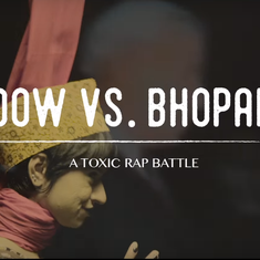'Death still taking its toll': Rapper Sofia Ashraf takes down Dow Chemicals for the Bhopal tragedy