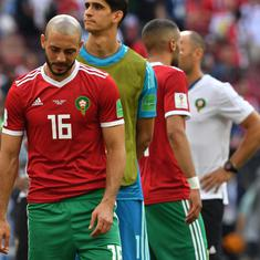 Fifa World Cup: Morocco were the plucky underdogs and will go into the 'Almost' Hall of Fame