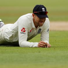 Malan dropped from England squad for second Test, Woakes to replace under-trial Stokes