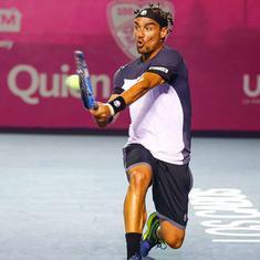 Los Cabos Open: Fognini outclasses Del Potro  6-4, 6-2 to win first hardcourt title