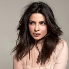 Priyanka Chopra working on a collection of essays and stories, will be out in 2019