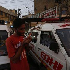 Meet a Karachi ambulance driver who risks life and limb to help the injured