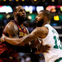Eastern Conference finals: Despite LeBron's heroics, Celtics beat Cavaliers 107-94 to take 2-0 lead