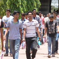 JEE (Advanced) results: Jaipur's Aman Bansal tops exam