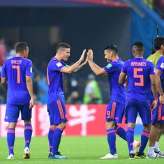 World Cup: When it mattered, James Rodriguez and Colombia turn on the style against dismal Poland