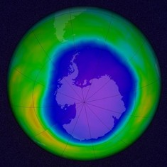 Ozone hole over Antarctica is showing first signs of healing, finds new study