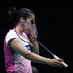 Badminton Worlds: Carolina Marin decimates Saina Nehwal, Satwik-Ashwini beaten by top seeds
