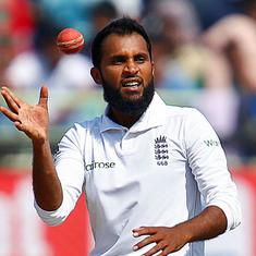 Zero play: Adil Rashid 14th player to complete a Test without bowling, batting, or taking a catch