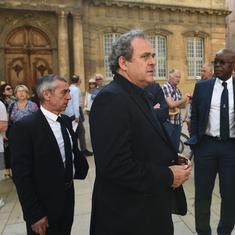 Michel Platini hopes FIFA will lift his ban but Swiss prosecutors say investigation not over