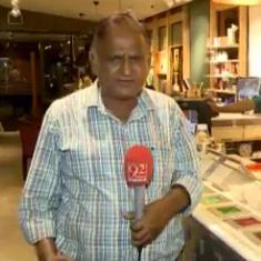 कराची के पत्रकार चांद नवाब फिर से चर्चा में क्यों हैं?