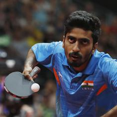 Table tennis: With career-best ranking secured, Sathiyan is keen on improving skills at UTT