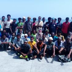 Cyclone Mekunu: Navy rescues 38 stranded Indians from Socotra island of Yemen