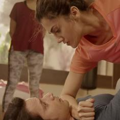 Watch: In 'Nitishastra', Taapsee Pannu has a tough fight on her hands