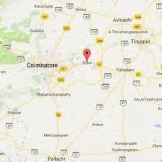 Tamil Nadu: Policeman allegedly beaten up while trying to stop protests outside Tasmac store