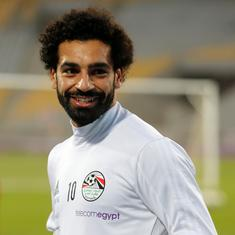 Injured Mohamed Salah picked in final Egypt World Cup squad