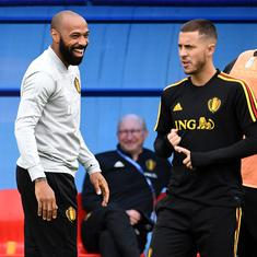 'It will be bizarre': France say Thierry Henry in 'wrong camp' for World Cup semi-finals