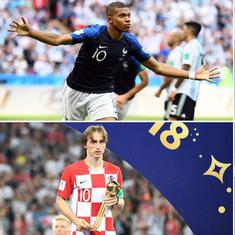 World Cup: Lukaku, Mbappe, Modric, Hazard make team of the tournament