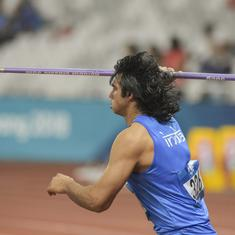 Indian athletics: No pressure to hit 90 metre mark, says Javelin Thrower Neeraj Chopra