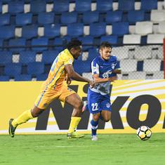 Bengaluru FC draw Altyn Asyr of Turkmenistan in knock-out round of AFC Cup