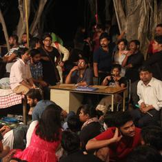 JNU Students' Union polls: Left unity wins all four seats