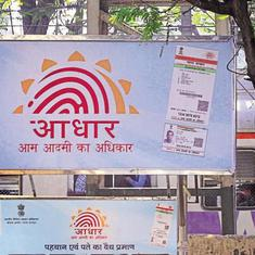 Cabinet approves ordinance to make Aadhaar voluntary for phones and banking