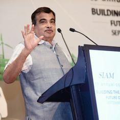 'Electric and alternative fuel-powered vehicles won't require permits to run': Nitin Gadkari