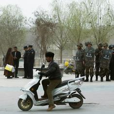 Uyghur crackdown: China will oppose any move by US to impose sanctions against its officials