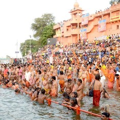 India's Kumbh Melas are running short of water