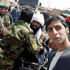 Afghan security forces, Taliban militants celebrate Eid together after ceasefire