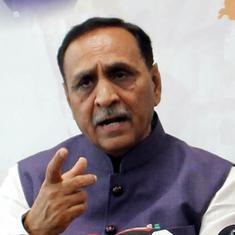 Gujarat CM blames Congress for attacks on migrants, claims 'complete peace now'