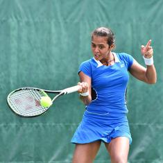 French Open qualifiers: Ankita Raina battles past Jovana Jovic to reach second round