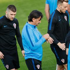 'Players will concede if they are not fit': Croatia coach Dalic ready to make changes for final
